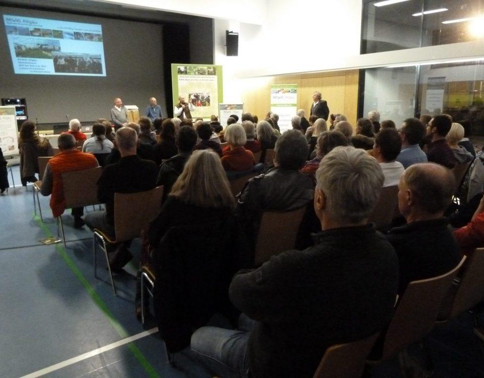 Vortrag: Prof Otterpohl, Ellbachhalle am 24.03.2017